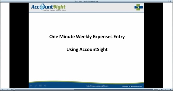 Enter and Submit Expenses in Seconds!