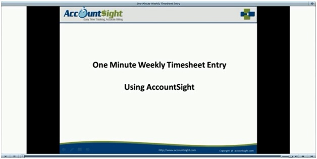 Enter and Submit Timesheet in Seconds!