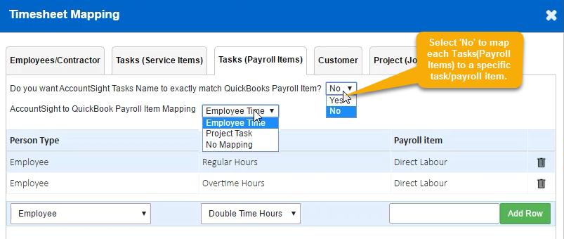 quickbooks time tracking integrate accountsight time tracking data