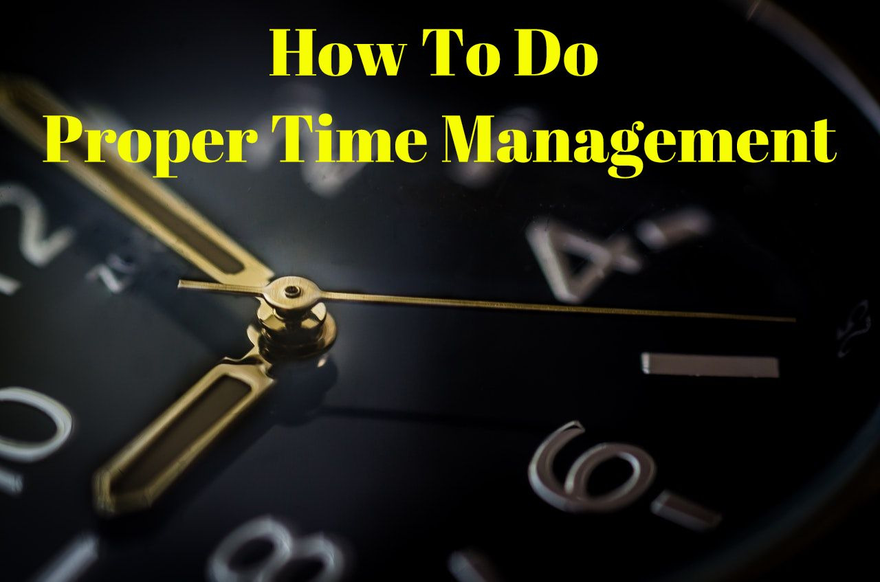 How to Manage Time – Effective Time Management Strategies